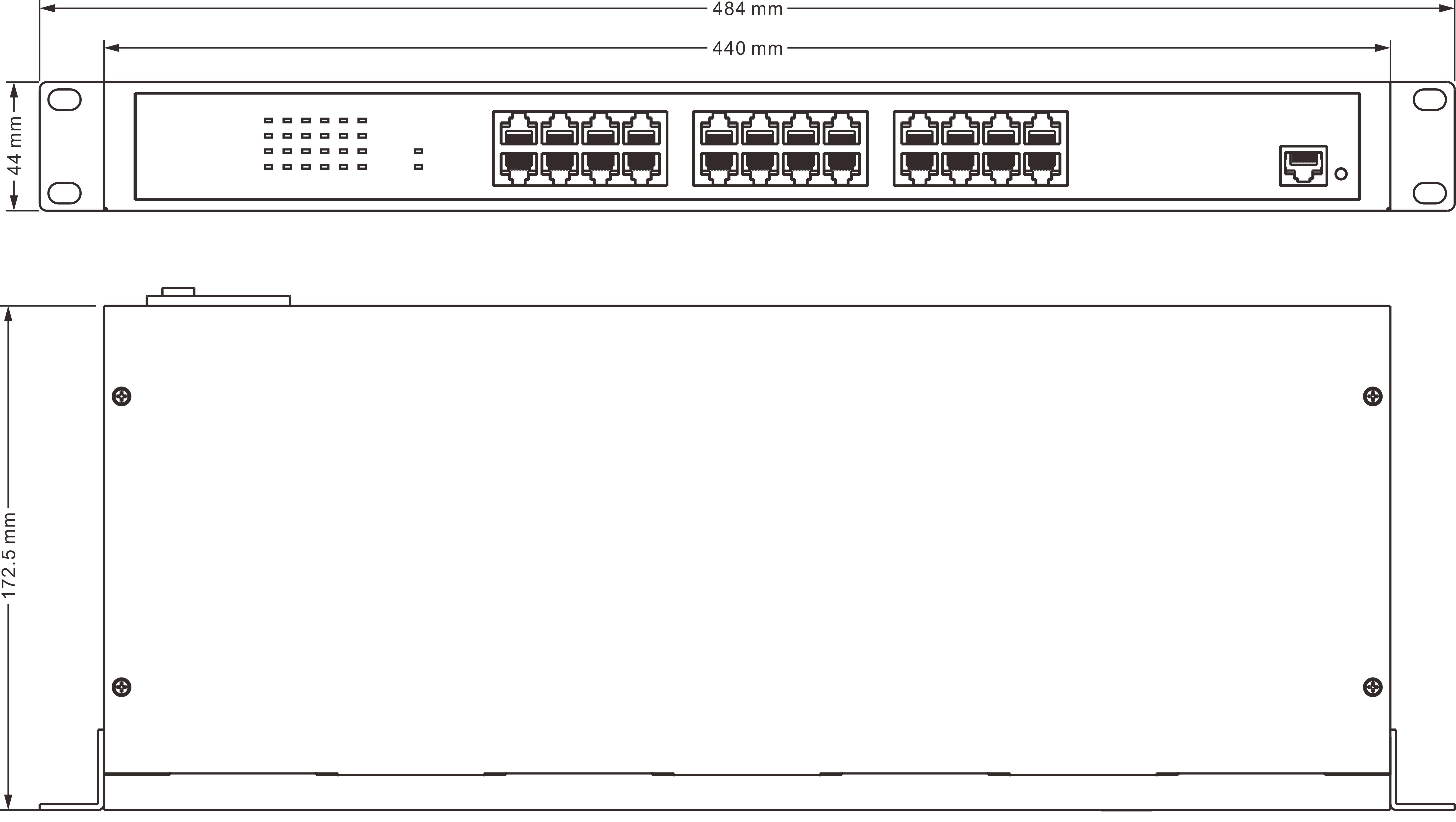 华程电源适配器电路图